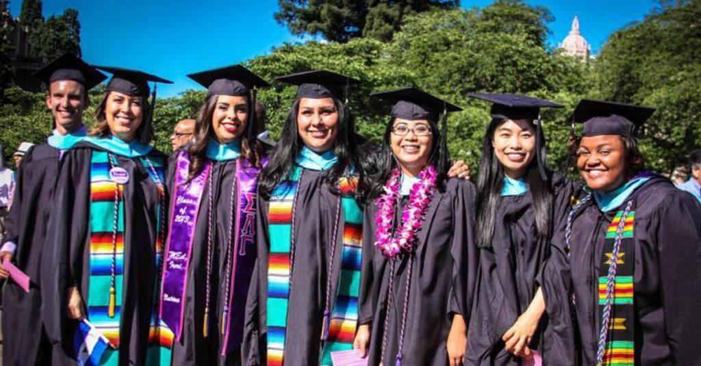 MEd Graduates from UW