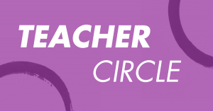teachercirclepurple